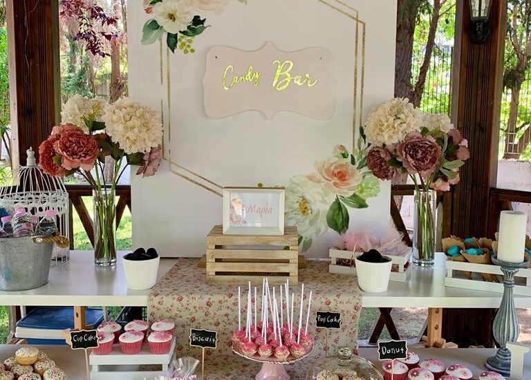 CANDY BAR FLORAL